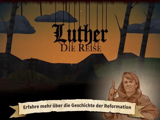 Screenshot 1 Luther - die Reise
