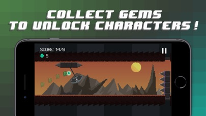 Image of Gravity Dash: Endless Runner for iPhone