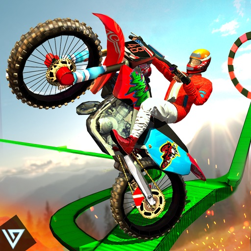 Bike Stunts Impossible Tracks Rider images