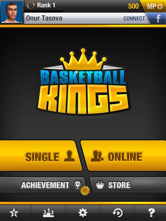 Игра Basketball Kings