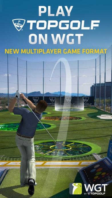 WGT Golf Game by Topgolf Скриншоты5