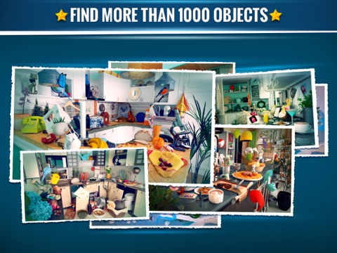 Hidden Objects Messy Kitchen screenshot 2