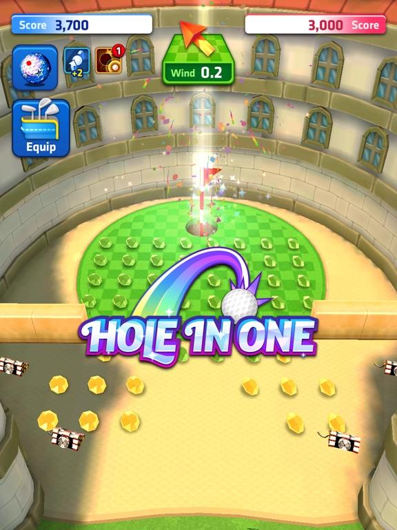 Игра Mini Golf King - игра по сети