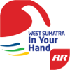 West Sumatra In Your Hand