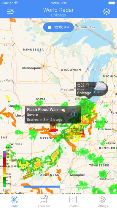 download NOAA Radar - Weather & Alerts apps 2