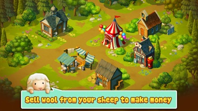 Tiny Sheep : Pet Sim on a Farm Скриншоты6
