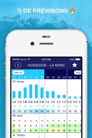 Weesurf, Surf forecast & info screenshot 3