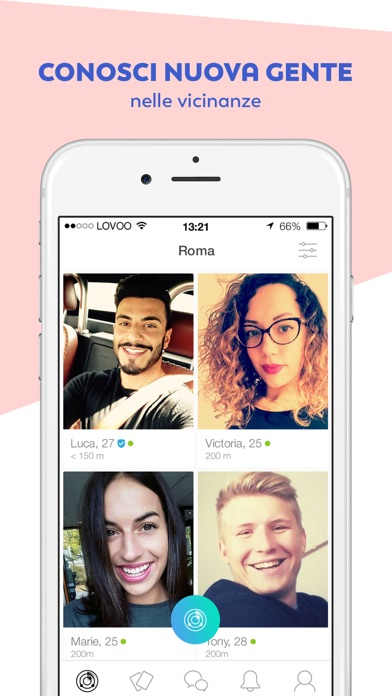 Screenshot of LOVOO1