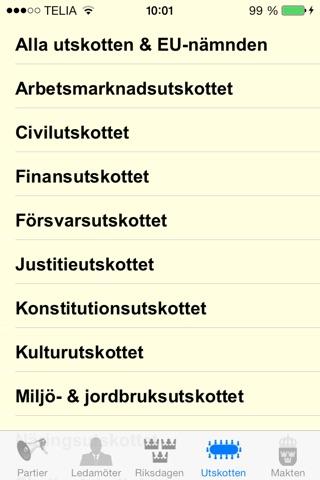 The Democracy in Sweden screenshot 4