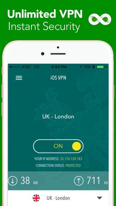 download VPN - Green VPN Unlimited Proxy appstore review