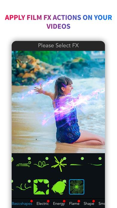 تطبيق للايفون و الايباد Video Editor Filters لعمل مونتاج للفيديو
