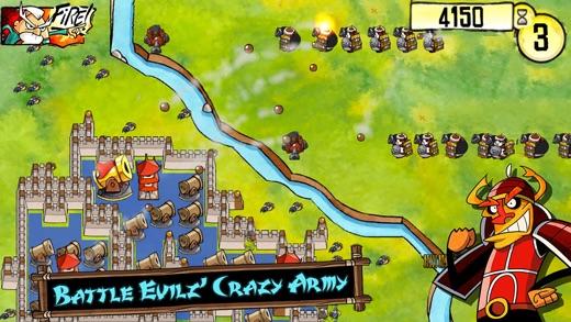 Zen Wars Screenshots