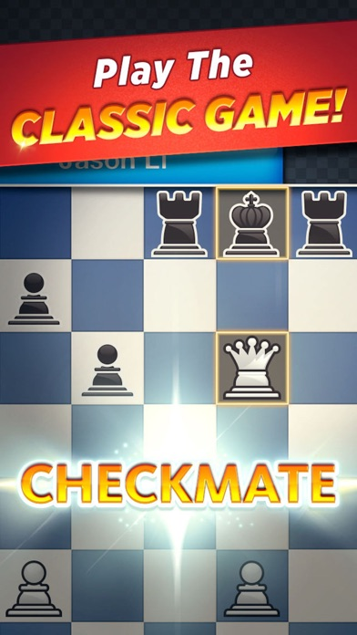 Chess With Friends Classic screenshot one
