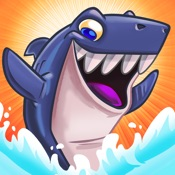 儿童图书 鲨鱼来敲门 – A Shark Knocked On the Door – An Interactive Animated Storybook App For Kids [iOS]