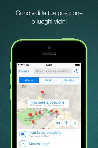 WhatsApp Messenger screenshot 3