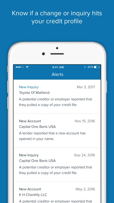 download Capital One CreditWise apps 2