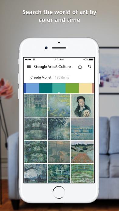 download Google Arts & Culture apps 1