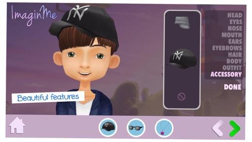 Imaginme 3d Avatar Creator On The App Store