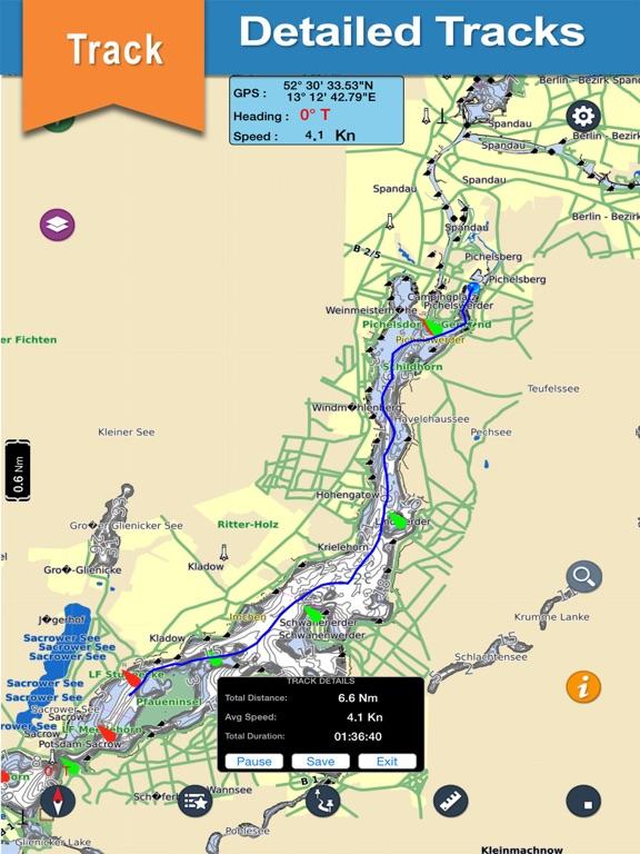App shopper chickamauga lake gps offline nautical charts for Lake chickamauga fishing map