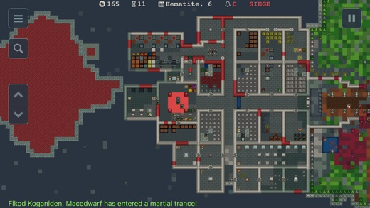 Dwarf Fortress Remote Screenshot