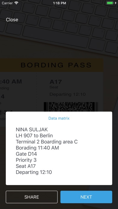 Iphone - API for IOS PDF barcode scanner - Stack Overflow