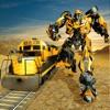 列車 ロボット 変換 戦い