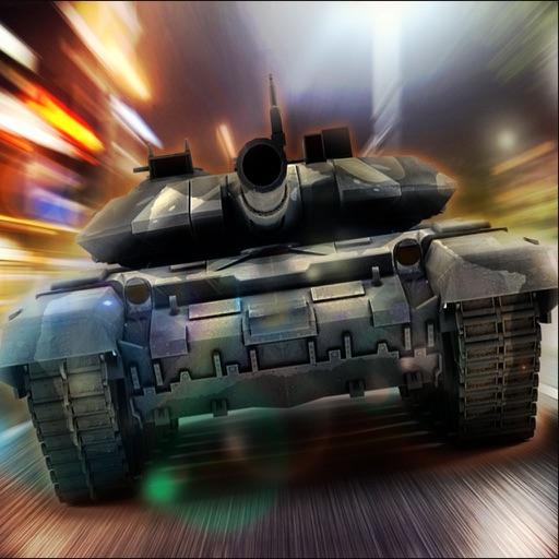 Military Tank Race Champions