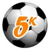 Foot5k - Organizza le tue partite di calcetto