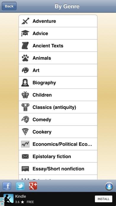 English Audio Books - Librivox Скриншоты4