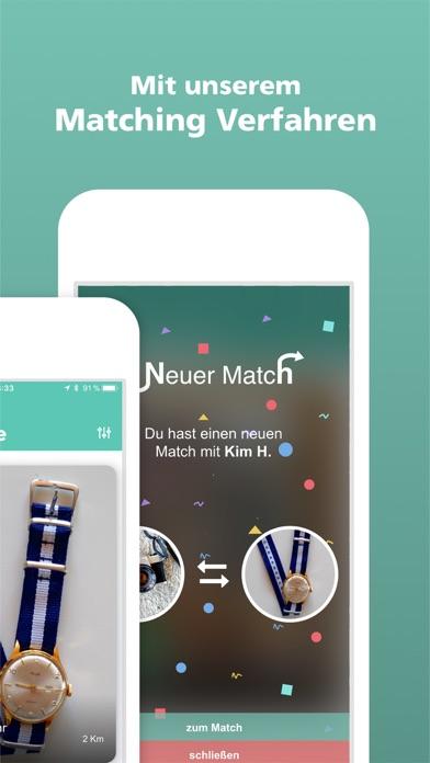 Swapper: Matchen & Tauschen Screenshot