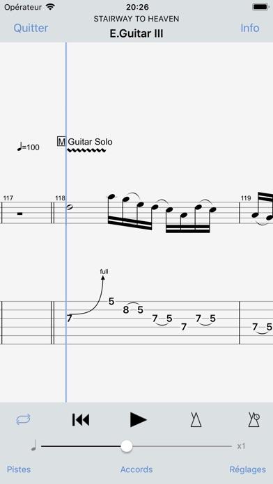 Guitar ProCapture d'écran de 1