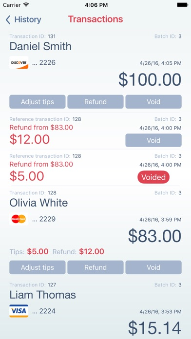 Unified Mpos With Emv On The App Store