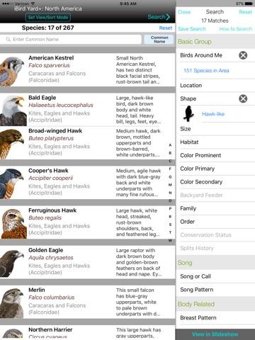 iBird Yard+ Guide to Birds screenshot 4