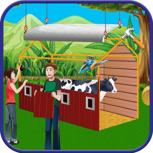 Construir una granja de pueblo por hassan fareed for Simulador amueblar casa