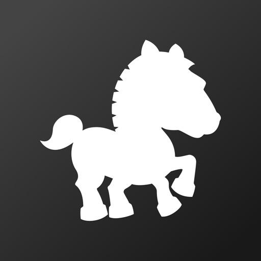骑乐无穷app icon图