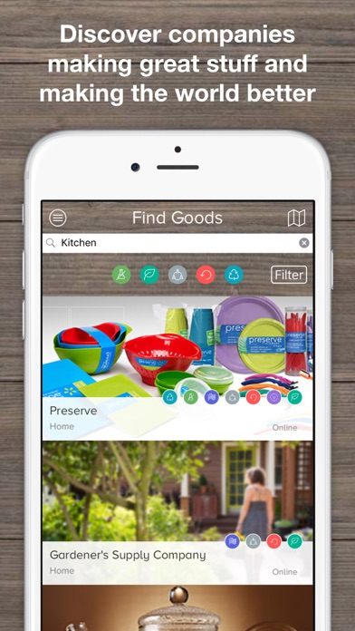 download DoneGood: Ethical Shopping App apps 1