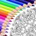 어른들을 위한 컬러링북 Colorfy