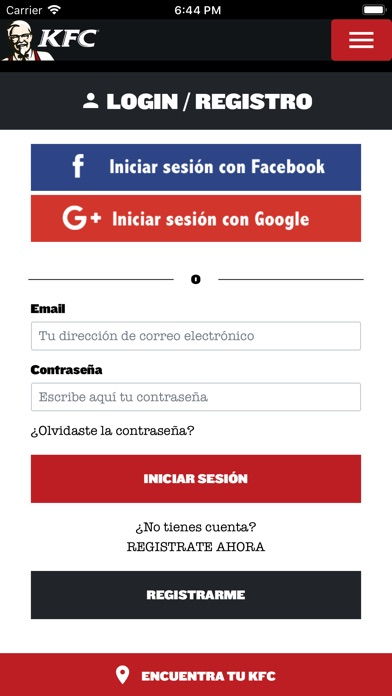 download KFC España - Ofertas apps 4
