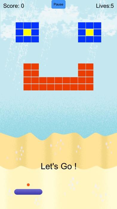 Simple BrickOut Screenshot 1