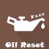Reset Oil Service Free