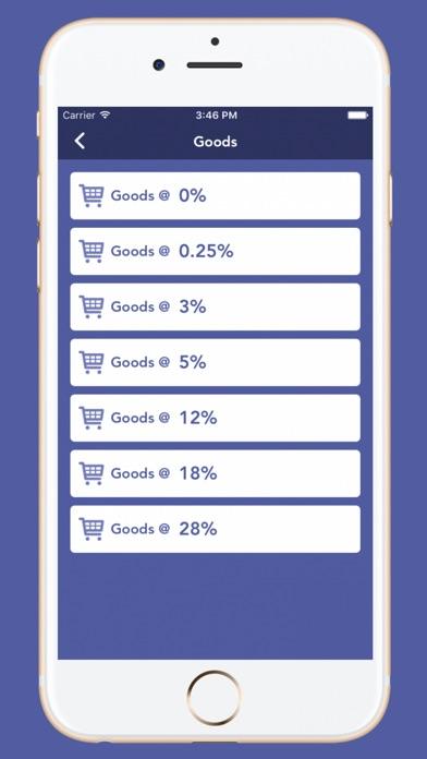 Gst rate finder app download android apk for Interior decoration hsn code gst