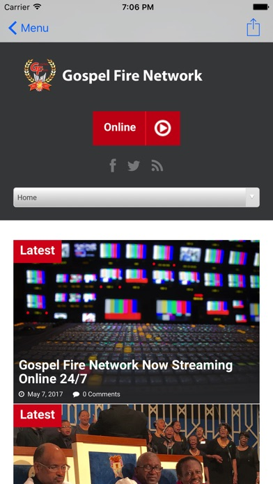 GFN - Gospel Fire Network screenshot 2