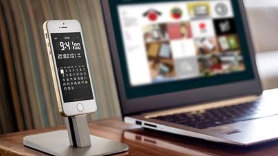 LCD Clock screenshot1