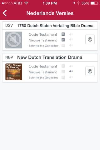 Bible.is - Audio Bibles screenshot 3