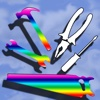 123 Tools Coloring - Educational Fun Working Tools Coloring Pages Game demon tools 2 47