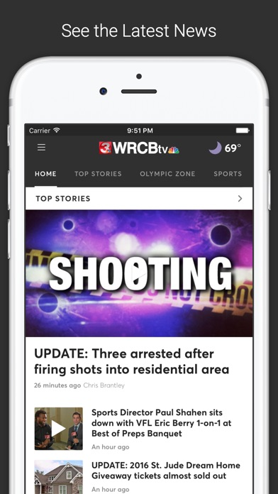channel 3 eyewitness news on the app store