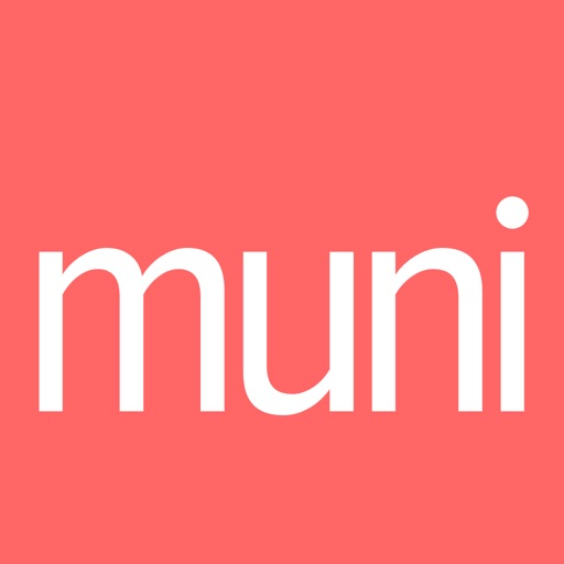 Muni Watch app icon图