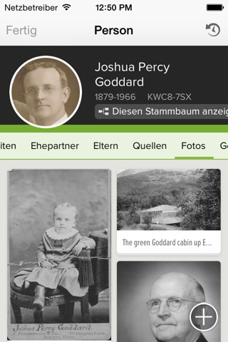 FamilySearch - Tree screenshot 2