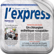 Lexpress (la Sentinelle Ltd) app review