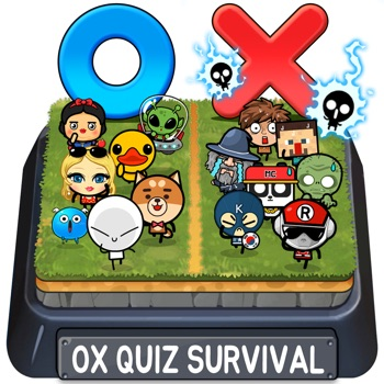 OX퀴즈 서바이벌 100 app for iphone